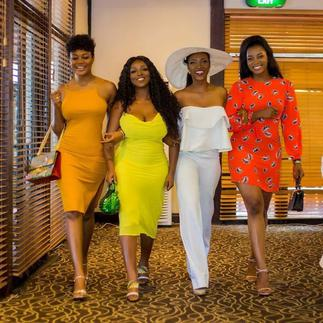 Yvonne Okoro Flaunts Handsome Cousin More Attractive than the Okoro Sisters All Combined