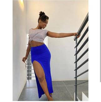 Mzvee Gets Social Media Buzzing After Her Camel-Toe Pops Up In Her Dress- PHOTO