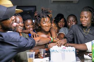 Starboy Kwarteng to celebrate Ebony's birthday with Mampong school for the blind