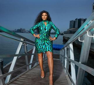 Actress Omotola Reacts To Allegation of Cheating With Top Nigerian Politician