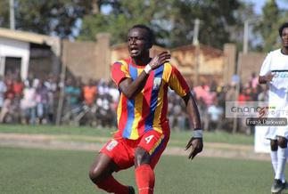 Former Hearts of Oak midfielder appeals for help to treat injury