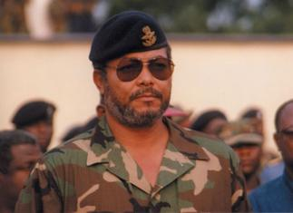 Late President Rawlings to Be Buried At The Military Cemetery And Not His Hometown