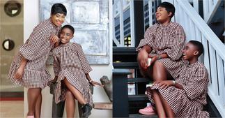 Adom TV's Afia Amankwaah Tamakloe Celebrates Daughter's 11th Birthday