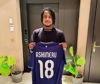 Majeed Ashimeru joins RSC Anderlecht on loan from RB Salzburg