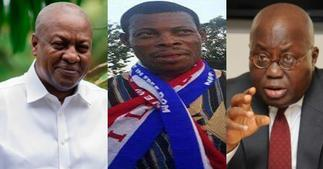 Actor Waakye Regrets Campaigning for NPP; says he was Frustrated