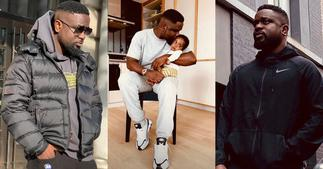 Sarkodie: Rapper's son looks Taller, Fresh with Dimples in new Video