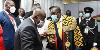 Akufo-Addo's ministerial nominees referred to Parliament's Appointments Committee