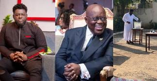 Bulldog Fingers Akufo-Addo As Mastermind Of His 'Rambo Style' Arrest?