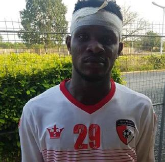 WAFA striker Daniel Lomotey arrives in Tunisia to sign for AS Soliman