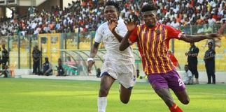 Highlights: Berekum Chelsea 0-0 Hearts