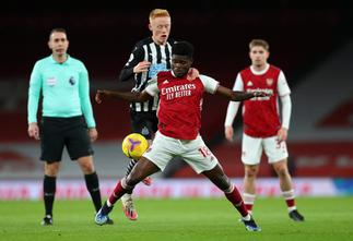 VIDEO: Thomas Partey's first assist for Arsenal is BRILLIANT – Citi Sports Online