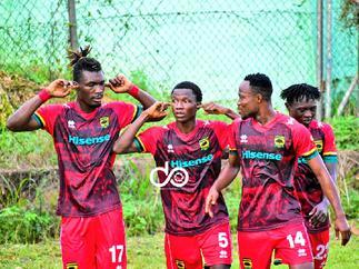 2020/2021 GPL match week 9 report: WAFA 1-1 Asante Kotoko