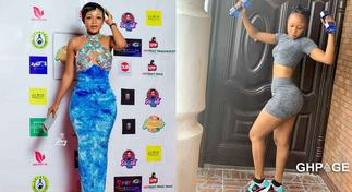 Akuapem Poloo discloses why she is no longer loud on social media in latest video