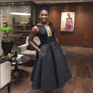 At 35, Martha Ankomah Is Still Waiting On God To Give Her A Husband- Wonderful!