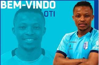 Emmanuel Oti Essigba joins Japanese side Vegalta Sendai