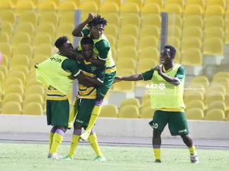 Ebusua Dwarfs clinch vital 1-0 win over King Faisal