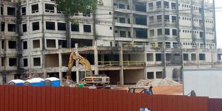 Uncompleted KATH maternity block risked collapse