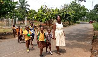 Communities along Odumase-Asesewa highway demand speed ramps as speeding vehicles endanger lives