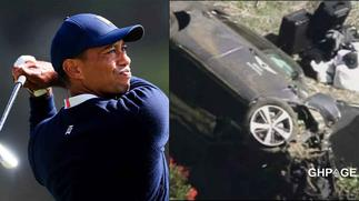 Tiger Woods reportedly recovering in the Hospital From Deadly Car Crash