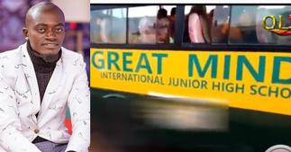 Lil Win: Actor Gives Scholarship to Siblings of 5-year-old girl his Great Minds School bus Killed ▷ Ghana news