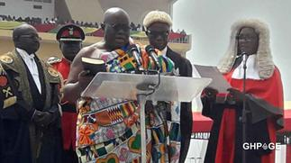 Nana Addo disappoint Homos, says Homosexuality will never be legalized