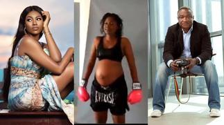 Yvonne Nelson celebrates late Ghanaian photographer Bob Pixel, shares emotional video » GhBasecom™