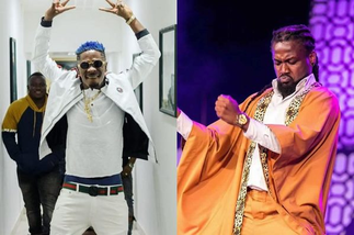 Listen As Samini And Shatta Wale Trade Blows In Diss Songs To Each Other