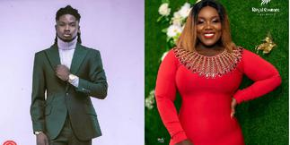 Tima Kumkum finally finds love in Kuami Eugene?