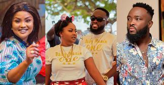Nana Ama McBrown's Husband: Maxwell Mensah Allegedly Impregnated a Female Politician ▷ Ghana news