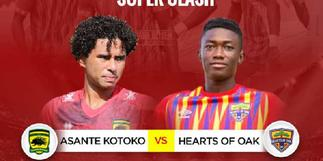Super Clash: Hearts-Kotoko game to be played behind closed doors- Henry Asante Twum