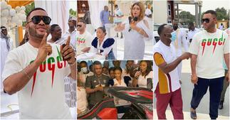 Kwadwo Safo: Kantanka CEO Celebrates 35th Birthday With Akrobeto, Others ▷ Ghana news