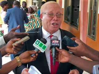 BREAKING: Association of African Albinos ban lawyer Moses Foh-Amoaning » GhBasecom™