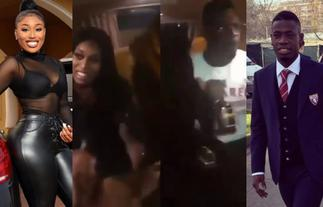 After Spending Afriyie Acquah's Money On Trips And Parties, Fantana Says He's Not Her Type
