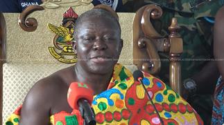 Kwabre East: Landlord appeals to Asantehene to intervene in land guard activities