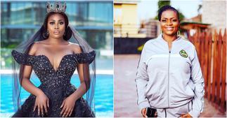 Nana Akua Addo Replies Ayisha Modi After She Attacked Her Over Victoria Kimani ▷ Ghana news