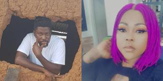 Kwame A-Plus Finally Replies Mona Gucci As He Cautions Her To Be Careful PLUS More » GhBasecom™