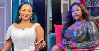See Nana Ama McBrown's Teasing Response to Mona Gucci's Allegations