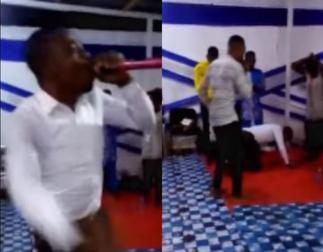 Ghanaian Pastor Collapses and Dies Whilst Leading Prophetic Prayer Session in Church