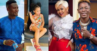 Meet Daughter of McBrown, Shatta Wale, Sarkodie, Stonebwoy, Kafui Danku, and 5 others ▷ Ghana news