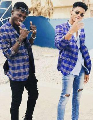 Fire on the Mountain As KiDi Roasts Kuami Eugene for Talking Anyhow without Using His Brain