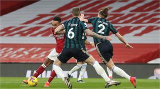 Arsenal vs Leeds United: Aubameyang nets hat-trick to sink Marcelo Bielsa's men ▷ YEN.COM.GH