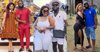 Nana Ama McBrown: Actress Shares Loved-up Photo with Husband Maxwell Mensah amid Cheating Rumours ▷ Ghana news