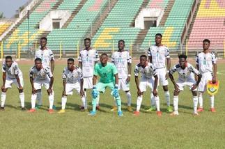 LIVESTREAMED: Ghana vs Gambia