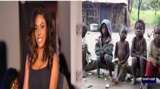 Nana Aba Anamoah backs Sky News for branding Ghana as the 'poorest people