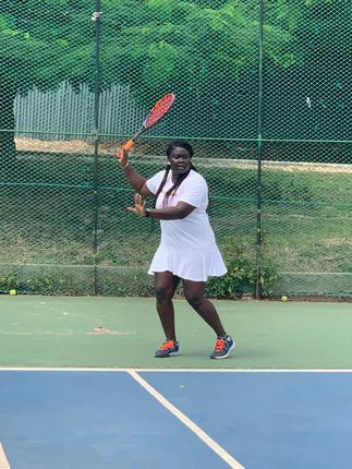 Women will catch up in Tennis playing soon