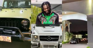 Emmanuel Adebayor: Inside football millionaire's huge mansion with luxury cars ▷ Ghana news