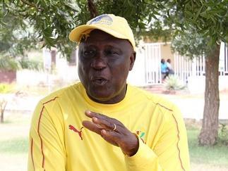 Legon Cities coach Bashir Hayford lauds players for victory over Elmina Sharks