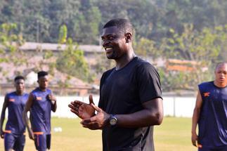 Former Medeama coach Samuel Boadu joins Hearts