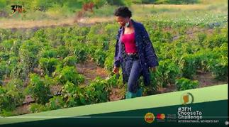 I'm changing the notion that farming is not for educated women