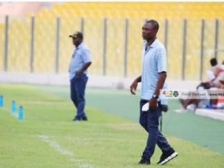 Samuel Nii Noi rules out Hearts of Oak coaching job